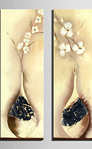 Stretched Canvas Print Canvas Set Still Life Two Panels Print Wall Decor Home Decoration