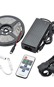 90w 7500lm 300x5630 smd led warm wit licht led strip licht kits (DC 12V)