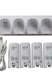 WII Ήχος και βίντεο Μπαταρίες και Φορτιστές για Nintendo Wii Μίνι Ενσύρματο #