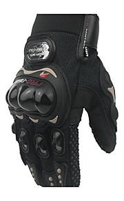 pro-biker mcs-01c motocykl off-road plný prst rytíř rukavice