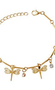 Dame Charm-armbånd Mode Legering Dyr Smykker Kostume smykker
