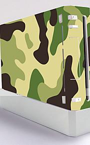 B-SKIN Αυτοκόλλητο Για Wii U ,  Πρωτότυπες Αυτοκόλλητο PVC 1pcs μονάδα