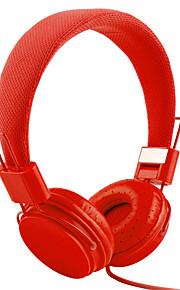 EP05 Op het oor Hoofdband Bekabeld Hoofdtelefoons Gebalanceerde Armatuur Muovi Mobiele telefoon koptelefoon met microfoon