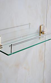 Badeværelseshylde Høj kvalitet Neoklassisk Blandet Materiale 1 stk - Hotel bad Vægmonteret