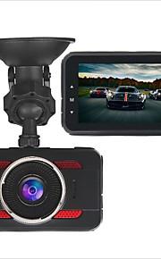 Y80 1080p HD Auto DVR 170 stupňů Široký úhel 3 inch Dash Cam s G-Sensor / Parkovací mód / Detekce pohybu Ne Záznamník vozu / Smyčkové nahrávání / automatické zapnutí / vypnutí / Vestavěný mikrofon