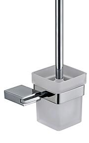 Toalettbørste Høy kvalitet Rustfritt Stål 1 stk - Hotell bad