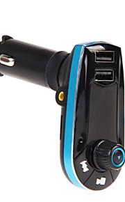 Automatisch bt618c V2.1 Bluetooth Auto Kit Met Speaker Music FM Zenders Mp3-Speler