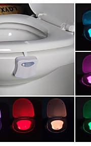 Toalett setetrekk sensor Switch Moderne Plastikker 1 stk - Hotell bad Tannbørste og tilbehør