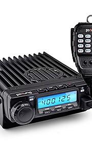 BAOFENG Walkie-talkie Køretøjsmonteret Advarsel Om Lavt Batteri Programmerbar med PC software Strømsparefunktion Stemmekommando VOX