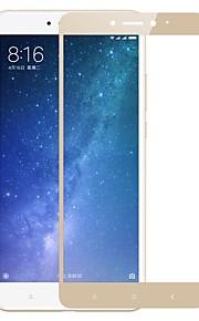 Proteggi Schermo XIAOMI per Xiaomi Mi Max 2 Vetro temperato 1 pezzo Proteggi-schermo integrale Anti-graffi A prova di esplosione A