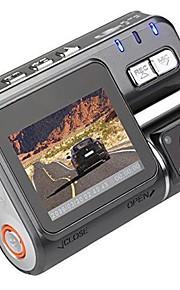 i1000 720p auto dvr 90 stupňů širokoúhlý 1,8 palcový lcd pomlčka cam s nočním viděním / smyčkou nahrávání auto záznamník