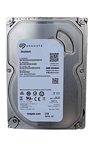 Seagate® Hard Diske ST3000VX006 3TB Desktop Internal Hard 5900 RPM SATA 64MB Cache 3.5-inch HDD for Sikkerhed Systemer 18*13cm 0.6kg