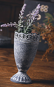 Matière Acier (nicket plaqué) Centre de table Pièces Vases Autres Figurine & Statue Tables Volants 1 Toutes les Saisons