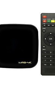 MA8 4K Android6.0 TV Box RK3229 1GB RAM 8GB ROM Quadcore