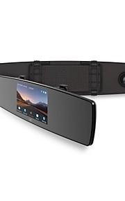 """YI 1280 x 720 Automobile DVR 4,3"""" Specchio Dash CamforUniversali Visione notturna G-Sensor Altoparlante integrato Wi-fi"""