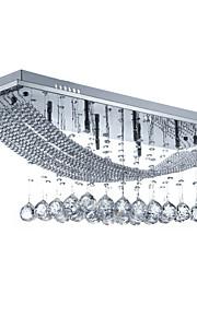 SL® Moderne / Nutidig Takmonteret Baggrundsbelysning - Krystal Pære Inkluderet, 110-120V 220-240V Pære Inkluderet