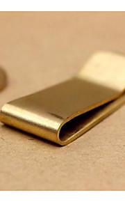 Non-personalized Coppery Money Clips & Holder Groom Groomsman Friends Wear to work Daily Wear