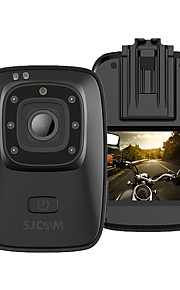 SJCAM A10 Novatek NT96658 4032 x 3024Pixel Bærbar Vandtæt Påførelig Nattesyn IR-klip 720p 1080P 30fps ± 2 EV 2inch 1/3 inch CMOS PC1898