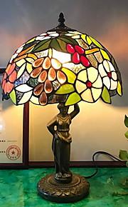 Tradicional/Clásico Decorativa Lámpara de Mesa Para Metal 220-240V