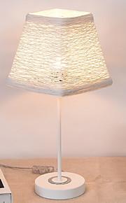 Decorativo Lampada da scrivania Per Metallo Blu Bianco Giallo Caffè