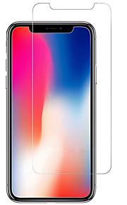 スクリーンプロテクター Apple のために iPhone X 強化ガラス 1枚 スクリーンプロテクター 指紋防止 傷防止 防爆 2.5Dラウンドカットエッジ 硬度9H