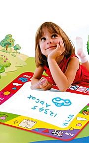 Piirustus lelu Maasturi Lelut Neliskulmainen Klassinen teema Maalaus Uusi malli Hartsi Kaikki Lapset Lahja 1pcs