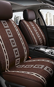 ODEER Car Seat Cushions Seat Covers Coffee Textile Common for universal All years All Models