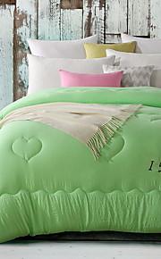 Comfortabel - 1 bedsprei Lente & Herfst Katoen / Polyester Effen / Geometrisch