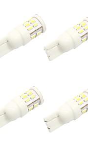 4stk T10 Bil Elpærer 5W SMD 3014 500lm 30 LED Blinklys For General Motors General Motors Alle år