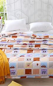 Comfortabel - 1 bedsprei Zomer Polypropyleen Plaid / geruit / Geometrisch / Print
