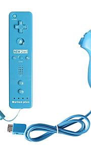 TGZ-WI102 Mit Kabel Gamecontroller Für Wii . Gamecontroller ABS 1pcs Einheit