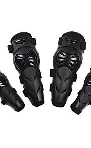 오토바이 보호 장비 용 팔꿈치 패드 / 무릎 패드 남자 PE / EVA 수지 컬랩서블 / 보호 / 착용방지