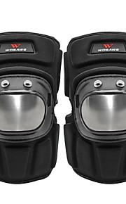 WOSAWE 오토바이 보호 장비 용 무릎 패드 유니섹스 (남녀 공용) 스테인레스 스틸 / 스테인리스스틸 / 강철 / 스테인레스 충격방지 / 통기성 / 안전 장치