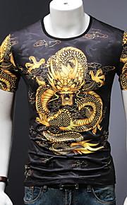 男性用 Tシャツ ベーシック 動物