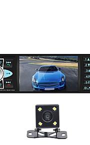 4022d autorádio hudební přehrávač se zadní kamerou avi / mpeg4 / mp3 dab pro univerzální podporu / wma / mp4 / rm / rmvb / divx