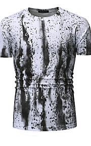 Heren Grote maten - T-shirt Effen Wit L