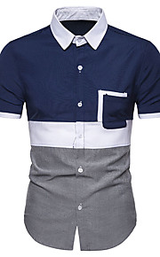 T-shirt Per uomo Monocolore Bianco XL