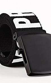 Unisex Základní / Cute Style / Volné kudrliny Skinny pásek - Jednobarevné / Puntíky / Barevné bloky