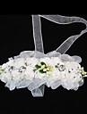 Tul Cristal Material Textil Hârtie Diademe Banderolele 1 Nuntă Ocazie specială Party / Seara Casual Diadema