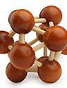 Mingi Puzzle Lemn Jocuri IQ nivel profesional Viteză De lemn Clasic & Fără Vârstă Băieți Cadou