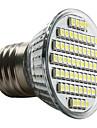 3W 6000 lm E26/E27 Spoturi LED MR16 60 led-uri SMD 3528 Alb Natural AC 220-240V