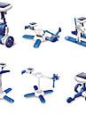 Kit De Ansamblare Robot 6-în-1 Cu Acumulator  Solar