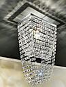QINGMING® Takmonterad Glödande - Kristall Ministil, Modern, 110-120V 220-240V Glödlampa inte inkluderad