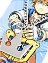 Bijuterii Inspirat de Kingdom Hearts Sora Anime/ Jocuri Video Accesorii Cosplay Coliere Aliaj Bărbați