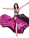 Dancewear Stain With Beading Performance Dance Top/Belt And Skirt for Ladies More Colors