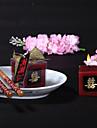 Temă Asiatică Favoruri lumânare Piece / Set Lumânări Nepersonalizat Roșu