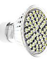 4w gu10 condus lumina reflectoarelor mr16 60 smd 3528 350lm natural alb 6000k ac 220-240v