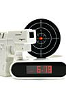 noutate țintă arma cu laser tir cu ceas deșteptător digital (4xAA)