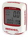 ROSWHEEL LCD étanche 14 Fonctions Wired 81488 Ordinateur de vélo