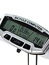 Cykling/Cykel Cykeldator LED-lampa Blå